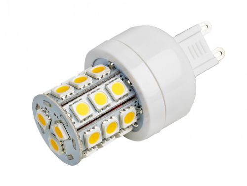Fantasia G9 LED Bulb without Cover 4.8W Cool White 441243